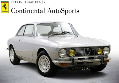1974 Alfa Romeo GTV6 for sale at CONTINENTAL AUTO SPORTS in Hinsdale IL