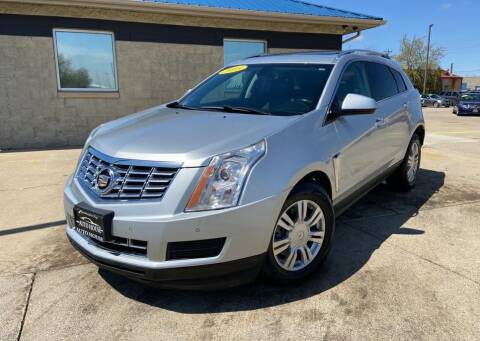 2013 Cadillac SRX for sale at Auto House of Bloomington in Bloomington IL