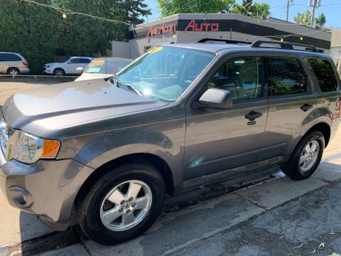 2010 Ford Escape for sale at AMERICAN AUTO in Milwaukee WI