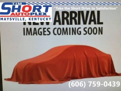 2015 Chevrolet Trax for sale at Tim Short Chrysler in Morehead KY