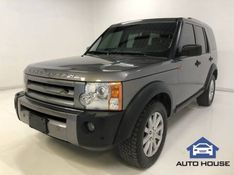 2008 Land Rover LR3 for sale at Auto House Phoenix in Peoria AZ