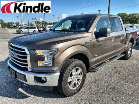 2015 Ford F-150 for sale at Kindle Auto Plaza in Middle Township NJ
