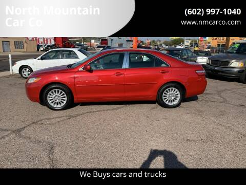 2007 Toyota Camry for sale at North Mountain Car Co in Phoenix AZ