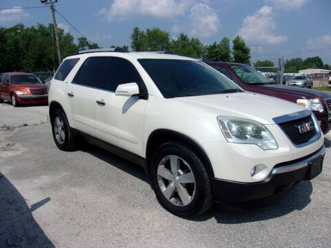 2011 GMC Acadia for sale at HIGHWAY 42 CARS BOATS & MORE in Kaiser MO