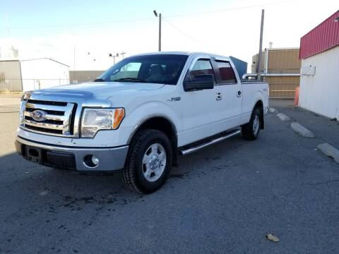 2011 Ford F-150 for sale at KHAN'S AUTO LLC in Worland WY