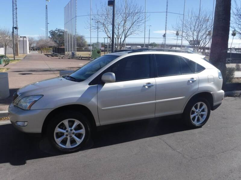 2008 Lexus RX 350 for sale at J & E Auto Sales in Phoenix AZ
