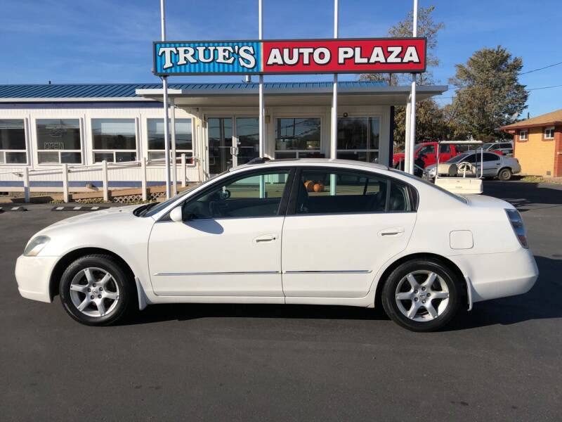 2005 Nissan Altima for sale at True's Auto Plaza in Union Gap WA