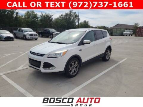 2013 Ford Escape for sale at Bosco Auto Group in Flower Mound TX