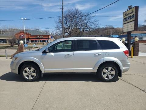 2009 Dodge Journey for sale at RIVERSIDE AUTO SALES in Sioux City IA