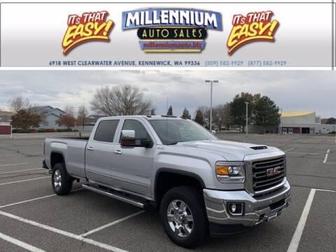 2019 GMC Sierra 3500HD for sale at Millennium Auto Sales in Kennewick WA
