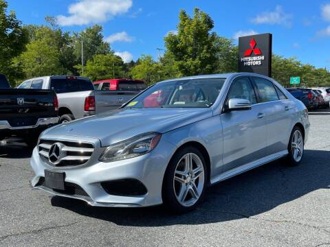 2014 Mercedes-Benz E-Class for sale at Midstate Auto Group in Auburn MA