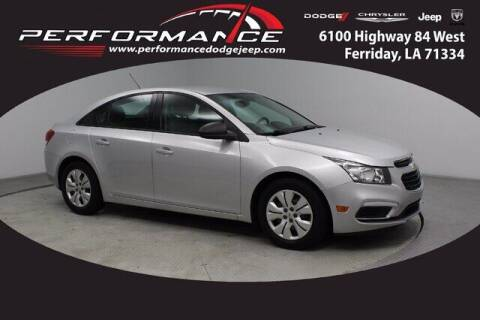2016 Chevrolet Cruze Limited for sale at Performance Dodge Chrysler Jeep in Ferriday LA