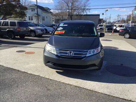 2011 Honda Odyssey for sale at Steves Auto Sales in Little Ferry NJ