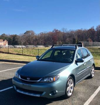 2011 Subaru Impreza for sale at ONE NATION AUTO SALE LLC in Fredericksburg VA
