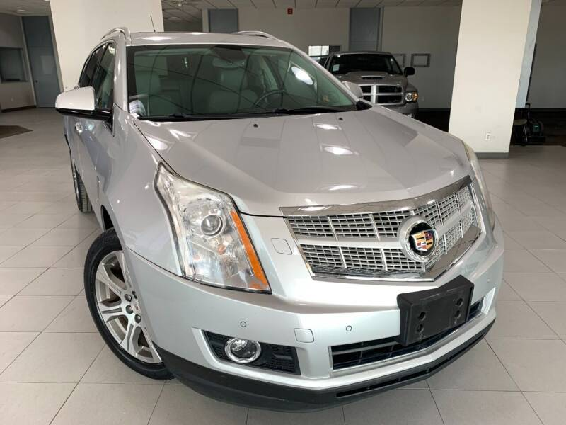 2012 Cadillac SRX for sale at Auto Mall of Springfield in Springfield IL