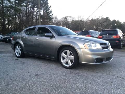2013 Dodge Avenger for sale at CAR STOP INC in Duluth GA