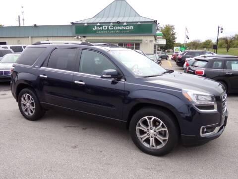 2016 GMC Acadia for sale at Jim O'Connor Select Auto in Oconomowoc WI