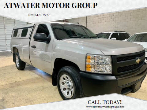2008 Chevrolet Silverado 1500 for sale at Atwater Motor Group in Phoenix AZ
