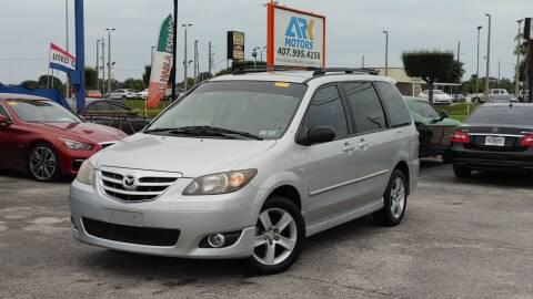 2004 Mazda MPV for sale at Ark Motors LLC in Winter Springs FL