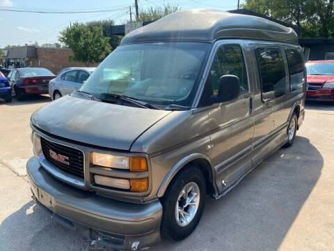 1999 GMC Savana for sale at Cash Car Outlet in Mckinney TX