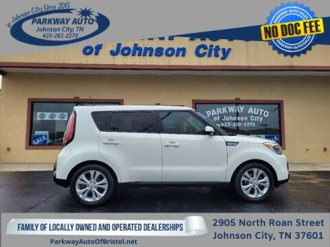 2016 Kia Soul for sale at PARKWAY AUTO SALES OF BRISTOL - PARKWAY AUTO JOHNSON CITY in Johnson City TN