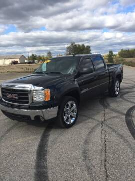 2007 GMC Sierra 1500 for sale at Hines Auto Sales in Marlette MI