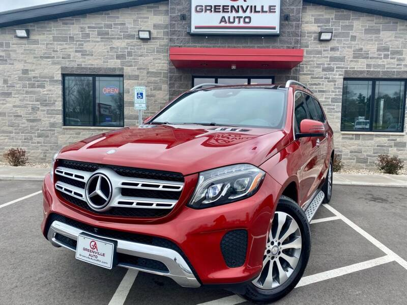2017 Mercedes-Benz GLS for sale at GREENVILLE AUTO in Greenville WI