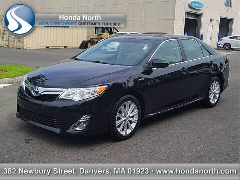 2014 Toyota Camry Hybrid for sale at 1 North Preowned in Danvers MA