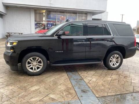 2016 Chevrolet Tahoe for sale at Tim Short Auto Mall in Corbin KY