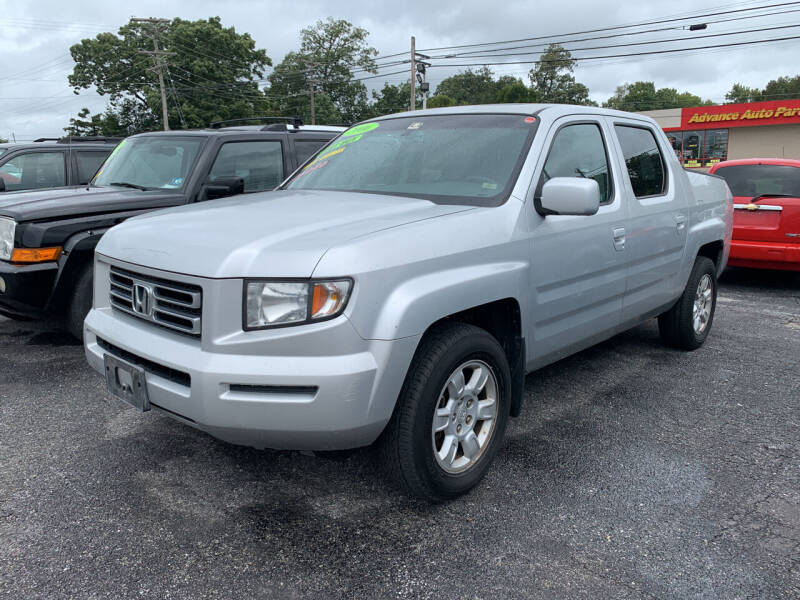 2006 Honda Ridgeline for sale at Credit Connection Auto Sales Dover in Dover PA