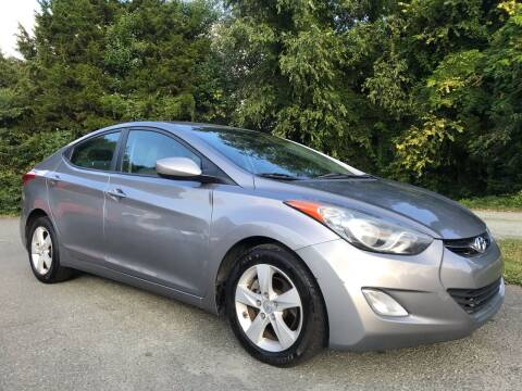 2012 Hyundai Elantra for sale at Pristine AutoPlex in Burlington NC