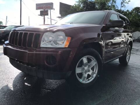 2007 Jeep Grand Cherokee for sale at Certified Auto Exchange in Keyport NJ