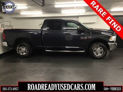 2013 RAM Ram Pickup 2500 for sale at Road Ready Used Cars in Ansonia CT