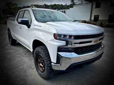 2020 Chevrolet Silverado 1500 for sale at Carder Motors Inc in Bridgeport WV