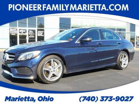 2016 Mercedes-Benz C-Class for sale at Pioneer Family preowned autos in Williamstown WV