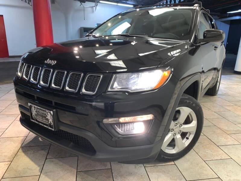 2018 Jeep Compass for sale at EUROPEAN AUTO EXPO in Lodi NJ