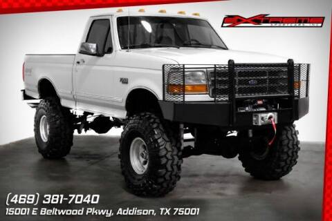1995 Ford F-150 for sale at EXTREME SPORTCARS INC in Carrollton TX