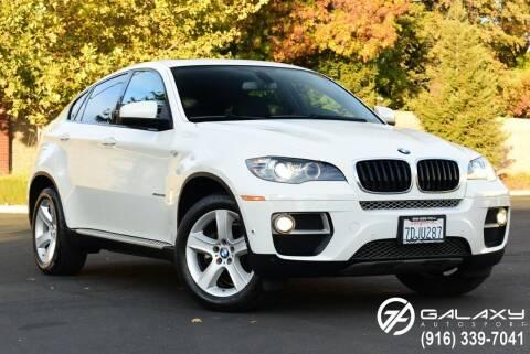 2014 BMW X6 for sale at Galaxy Autosport in Sacramento CA