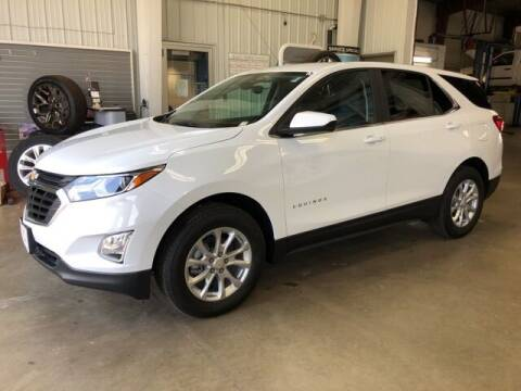 2021 Chevrolet Equinox for sale at Paynesville Chevrolet Buick in Paynesville MN