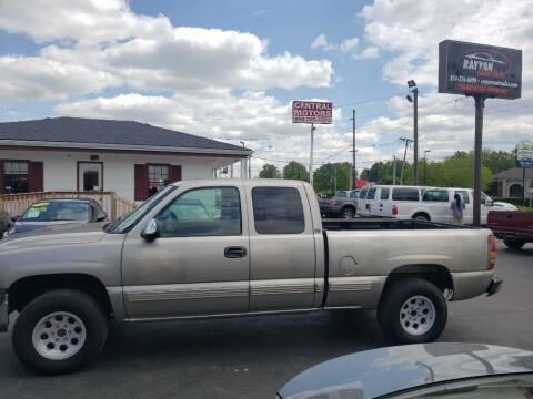 2000 Chevrolet Silverado 1500 for sale at Rayyan Auto Mall in Lexington KY