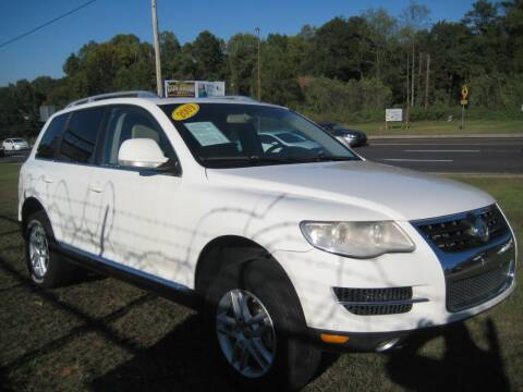 2009 Volkswagen Touareg 2 for sale at Carland Enterprise Inc in Marietta GA