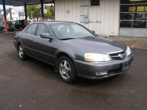 2003 Acura TL for sale at D & M Auto Sales in Corvallis OR