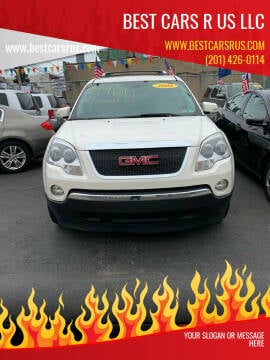 2008 GMC Acadia for sale at Best Cars R Us LLC in Irvington NJ
