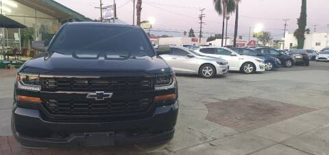 2016 Chevrolet Silverado 1500 for sale at Auto Land in Ontario CA