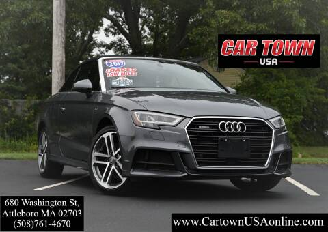 2017 Audi A3 for sale at Car Town USA in Attleboro MA