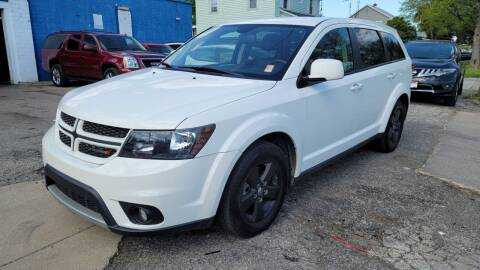 2015 Dodge Journey for sale at M & C Auto Sales in Toledo OH