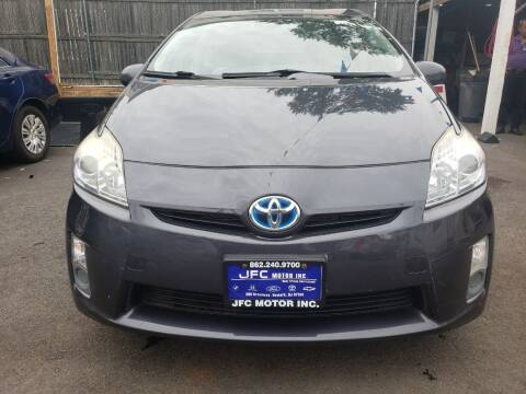 2010 Toyota Prius for sale at JFC Motors Inc. in Newark NJ