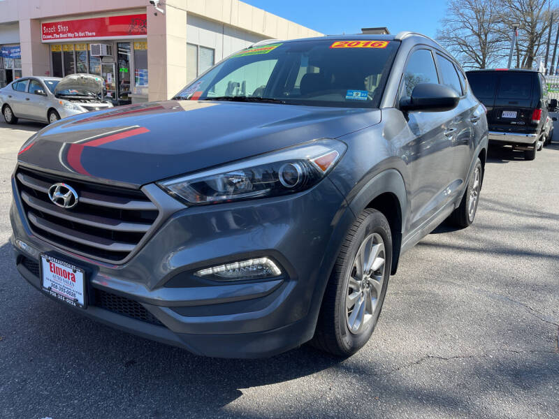 2016 Hyundai Tucson for sale at Elmora Auto Sales in Elizabeth NJ
