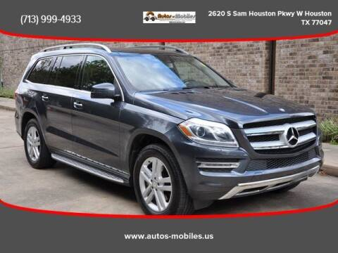 2014 Mercedes-Benz GL-Class for sale at AUTOS-MOBILES in Houston TX