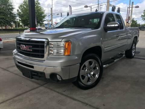 2011 GMC Sierra 1500 for sale at Michael's Imports in Tallahassee FL
